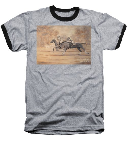 Ghost Riders Baseball T-Shirt