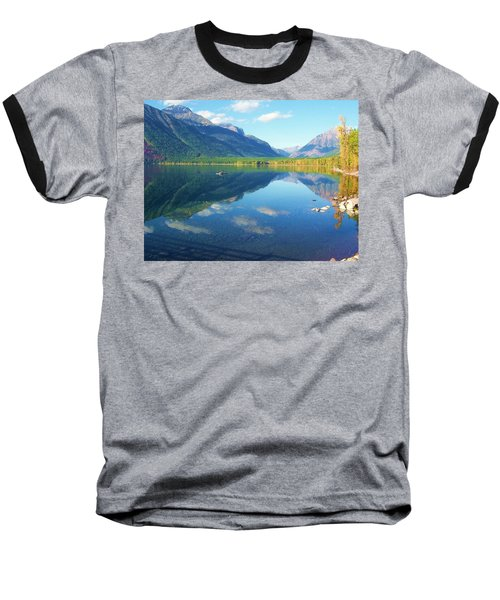 Glacier Park Magic Baseball T-Shirt