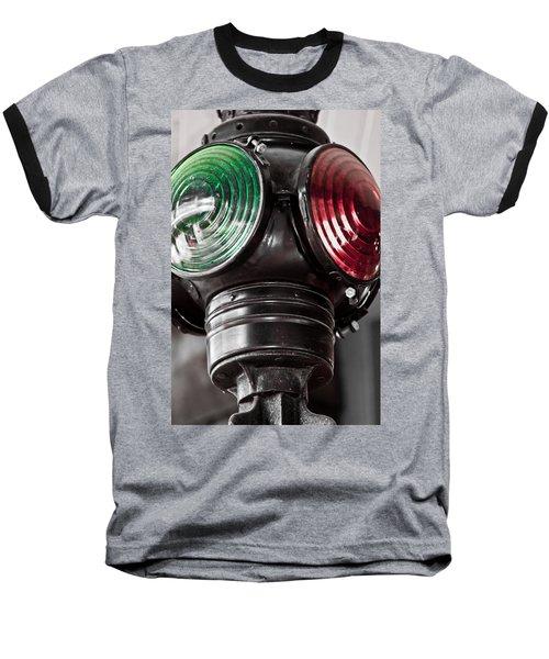 Go No Go Baseball T-Shirt