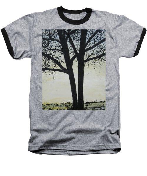God Whispers Baseball T-Shirt