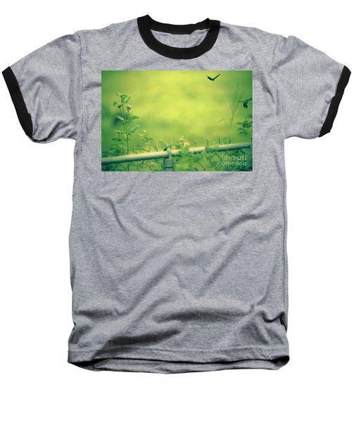 God's Love  Series One Baseball T-Shirt