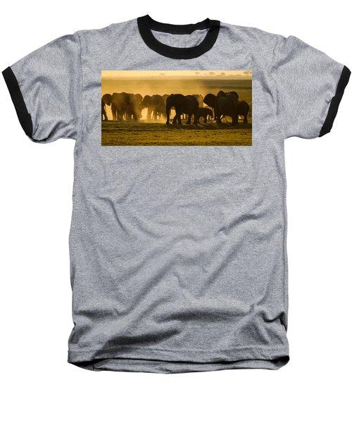 Gold Dust Gathering Baseball T-Shirt