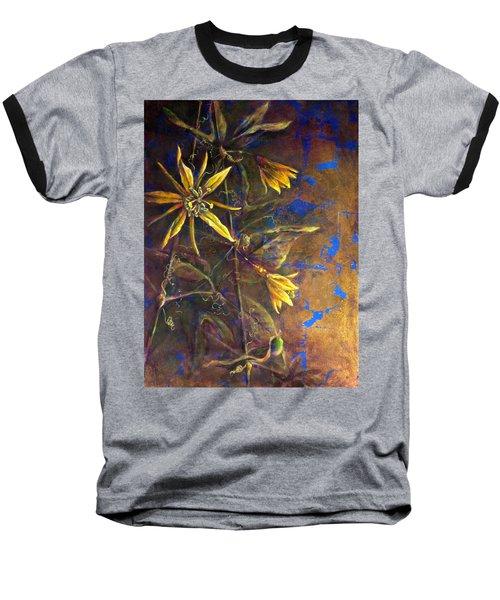 Gold Passions Baseball T-Shirt