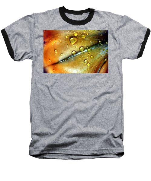 Golden Cup Flower Study 3 Baseball T-Shirt