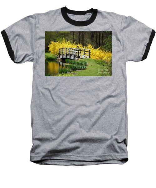 Golden Days Of Spring Baseball T-Shirt