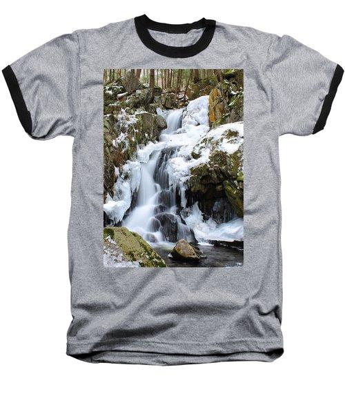Goldmine Falls Baseball T-Shirt