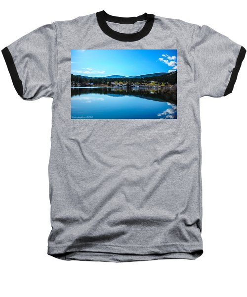 Baseball T-Shirt featuring the photograph Golf Course by Shannon Harrington