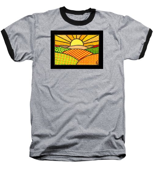 Good Day Sunshine Baseball T-Shirt