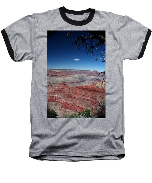 Baseball T-Shirt featuring the photograph Grand Canyon Number Three by Lon Casler Bixby