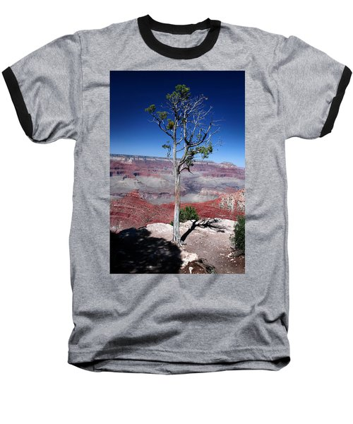 Baseball T-Shirt featuring the photograph Grand Canyon Number Two by Lon Casler Bixby
