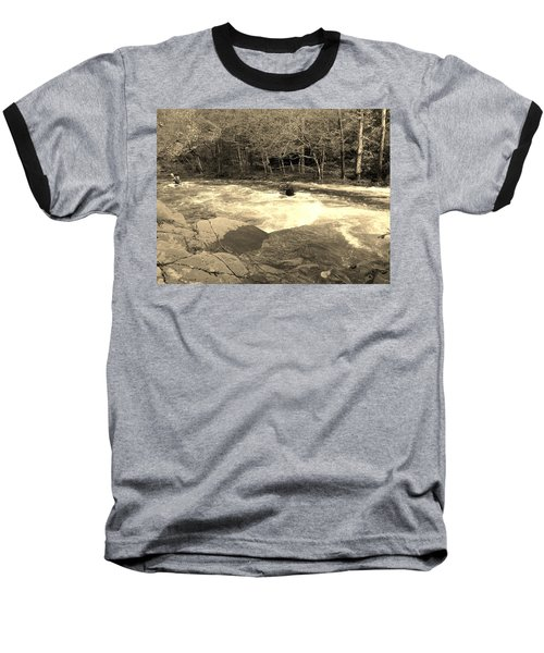Great Smoky Mountain Baseball T-Shirt