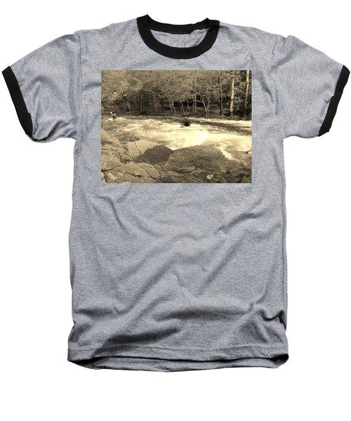 Great Smoky Mountain Baseball T-Shirt