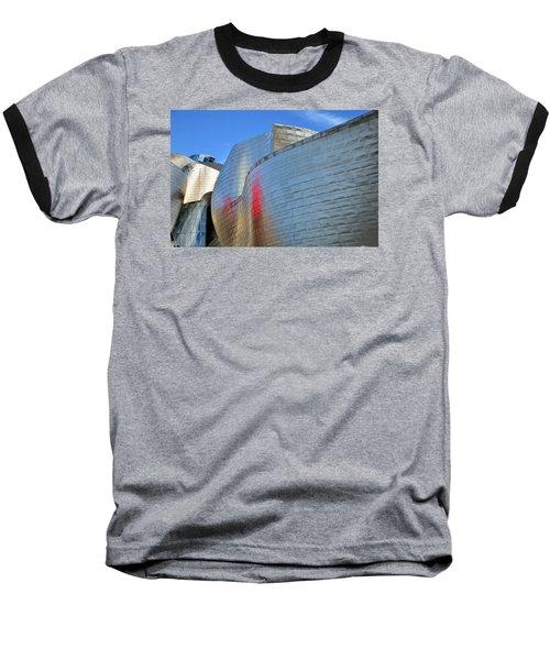Guggenheim Museum Bilbao - 3 Baseball T-Shirt