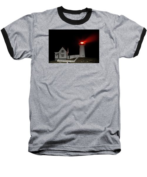 Baseball T-Shirt featuring the photograph Guidance by Mike Martin