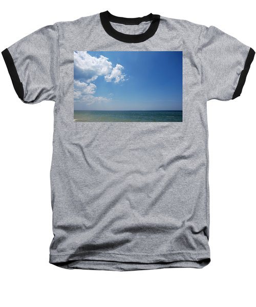 Gulf Sky Baseball T-Shirt