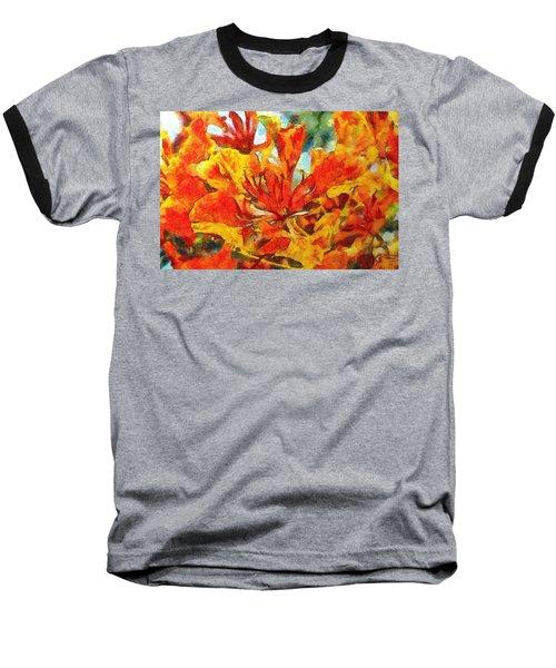 Gulmohar Baseball T-Shirt