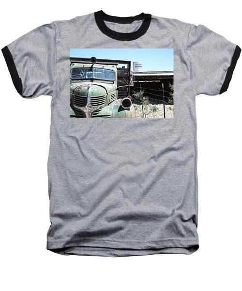 Hackberry Arizona Route 66 Baseball T-Shirt
