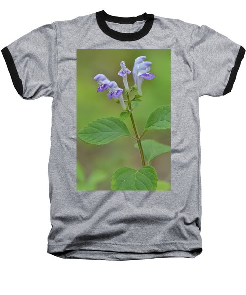 Baseball T-Shirt featuring the photograph Hairy Skullcap by JD Grimes