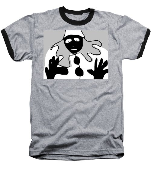 Halloween 2 Baseball T-Shirt