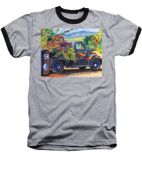Hanapepe Truck Baseball T-Shirt
