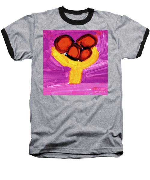 Happy Fruit Baseball T-Shirt