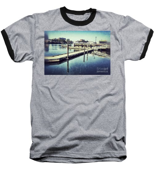 Harbor Time Baseball T-Shirt