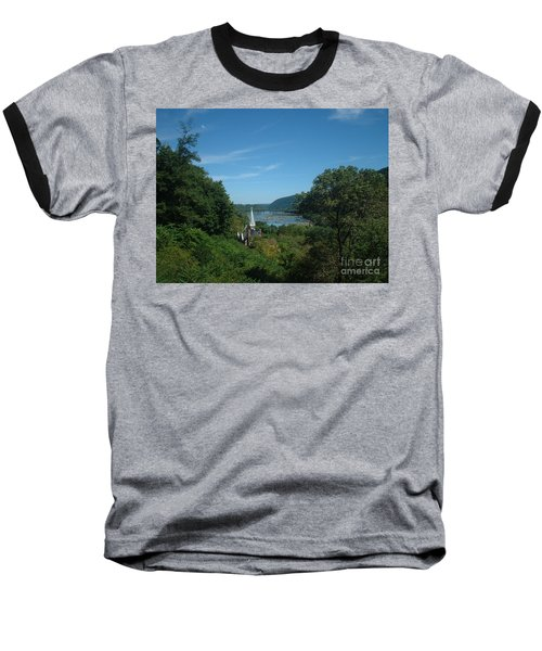 Harper's Ferry Long View Baseball T-Shirt
