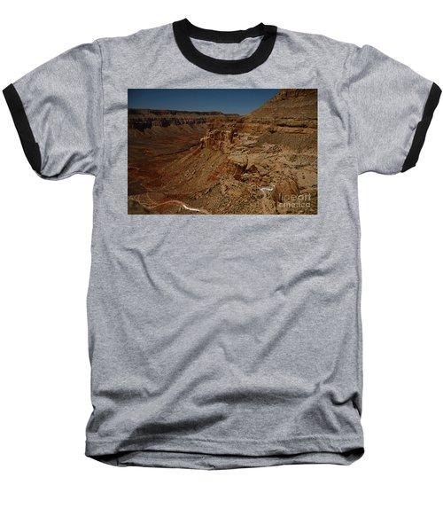 Havasupai Hilltop  Baseball T-Shirt