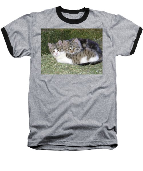Haystack Buddies Baseball T-Shirt