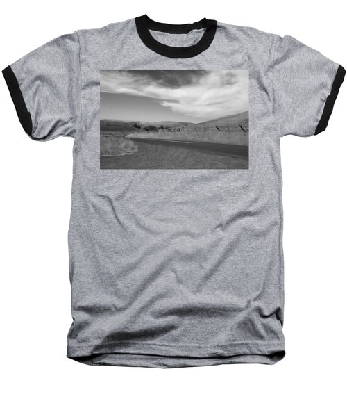 Baseball T-Shirt featuring the photograph Heading Inland by Kathleen Grace