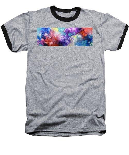 Healing Energies Baseball T-Shirt