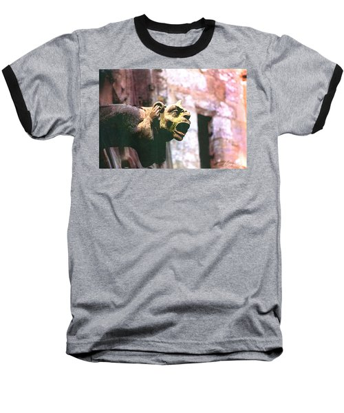 Hear No Evil Baseball T-Shirt