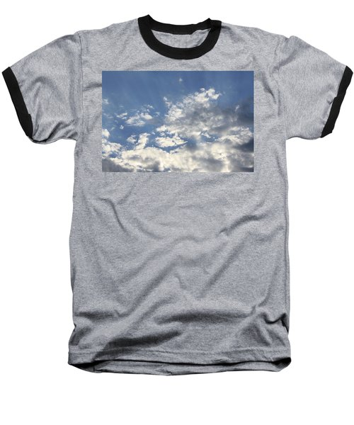 Heavenly Baseball T-Shirt by Inspired Arts