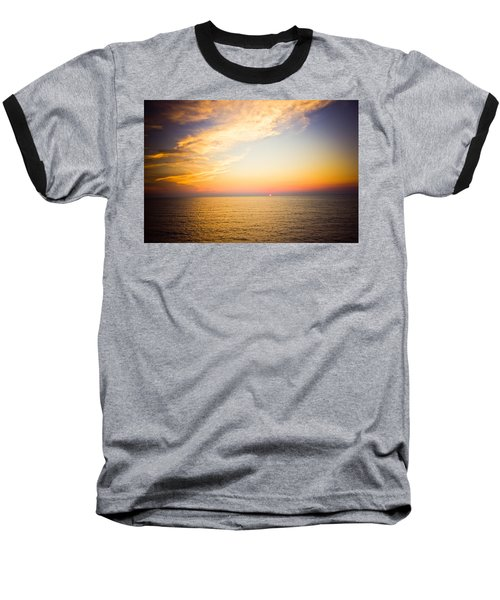 Baseball T-Shirt featuring the photograph Heavenly by Sara Frank