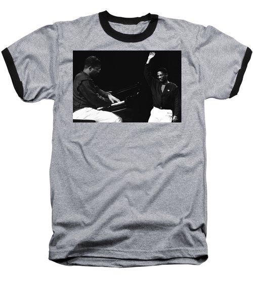 Herbie Hancock Baseball T-Shirt