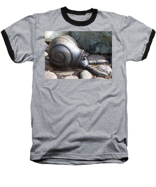 Hermit Crab Baseball T-Shirt by Chalet Roome-Rigdon