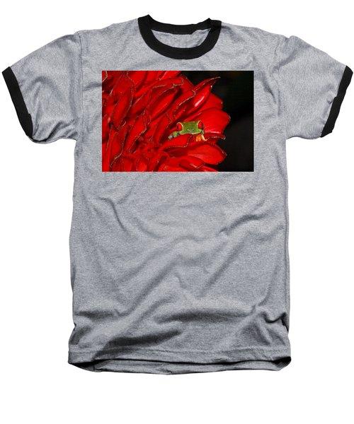 Hiding Baseball T-Shirt