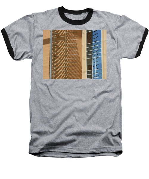 High Noon Two Baseball T-Shirt by Lenore Senior
