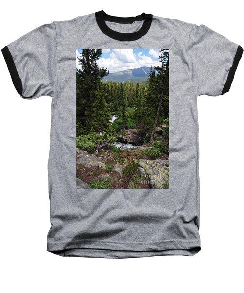 Hiking In Colorado Baseball T-Shirt