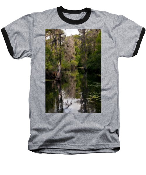 Hillsborough River In March Baseball T-Shirt