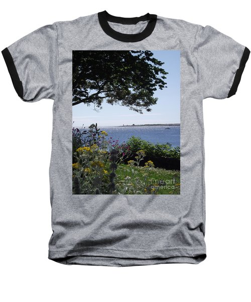 Hillside Beauty Baseball T-Shirt