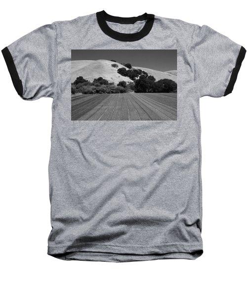 Baseball T-Shirt featuring the photograph Hillside Farmland by Kathleen Grace