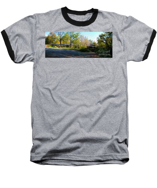Historic Camelback Bridge Baseball T-Shirt