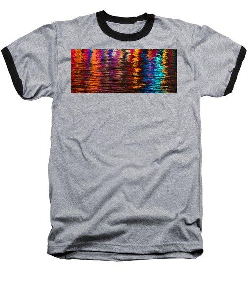 Holiday Reflections Baseball T-Shirt