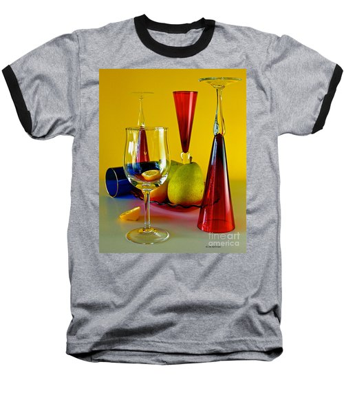 Honor To  Mondrian  Baseball T-Shirt