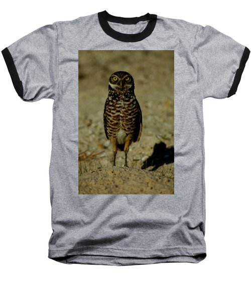 Hoo Are You? Baseball T-Shirt
