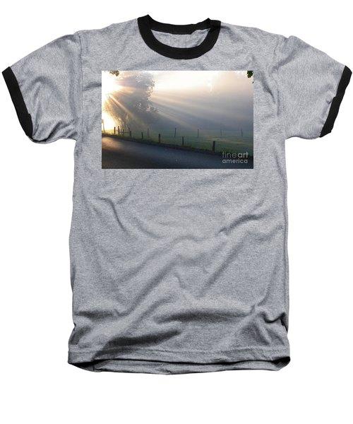 Hope Is In His Light Baseball T-Shirt