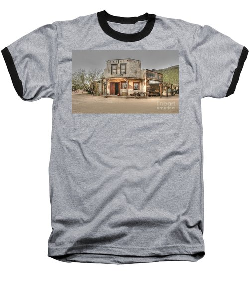 Hotel Arizona Baseball T-Shirt