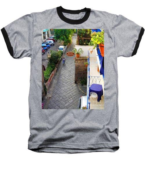 Hotel Mignon Sorrento Baseball T-Shirt