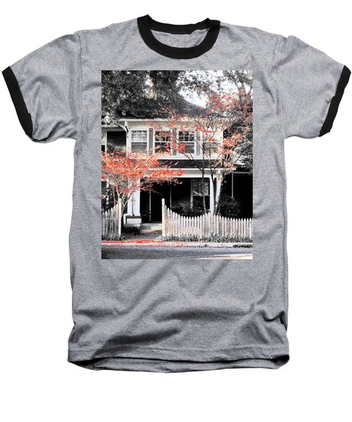 House In Cooper Young Baseball T-Shirt